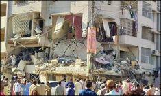 Karachi blast: 5 killed, 28 injured at Maskan Chowrangi in Gulshan-e-Iqbal