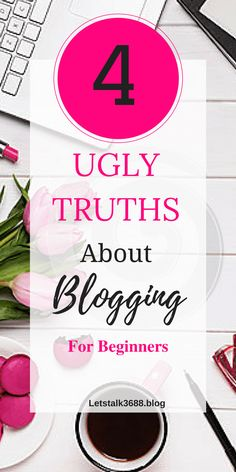 What they dont tell you when starting a blog. Blogging for beginners.