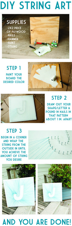 J letter String Art, step by step (tutorial) - String Art DIY String Art Templates, String Art Tutorials, String Art Patterns Letters, String Art Letters, Letter Patterns, Doily Patterns, Dress Patterns, String Art Diy, String Crafts