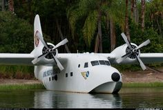 Grumman HU-16 Albatros.