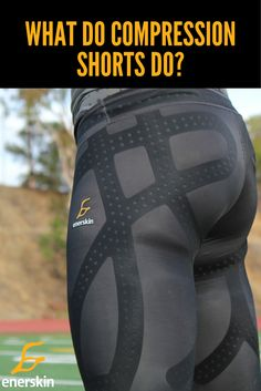"""""""You've seen them everywhere, people wearing compression shorts at the gym, on a run, at the store, on a cyclist, or even in line at Starbucks(or COFFEED, if you're local to NY—AMAZING coffee!). Compression shorts are those skintight, underwear-looking tights that both men and women wear, almost religiously..."""""""