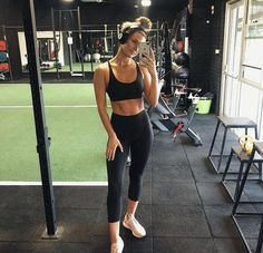 Fitness girl uploaded by Lucia on We Heart It You Fitness, Physical Fitness, Fitness Goals, Fitness Tips, Fitness Inspiration Body, Workout Attire, Workout Aesthetic, Body Motivation, Fitspo