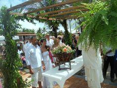 Casamento no Guaibim Praia hotel