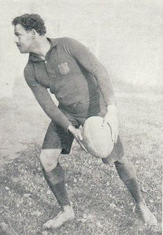 Rugby : a (small) tribute to the pioneers