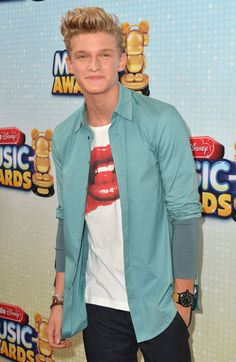 Video: Cody Simpson's Performance At The Radio Disney Music Awards