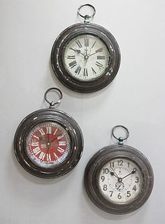 Clocks!