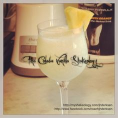 The new Vanilla flavour of Shakeology really allows you to make any flavour combination that you want so of course I had to make a piña colada! Now you can have a mocktail that is actually good for…