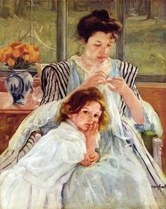 19th-century American Women: Late 19th-Century American Artists Paint Women Sewing