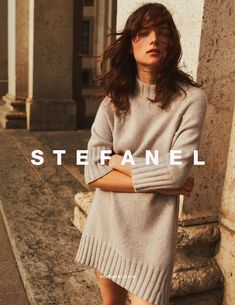 #Stefanel | Fall Winter 2017 Ad Campaign by Nick Dorey