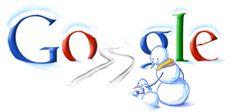 Happy Holidays from Google 2003 - 4