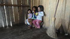 Crianças Yawanawa