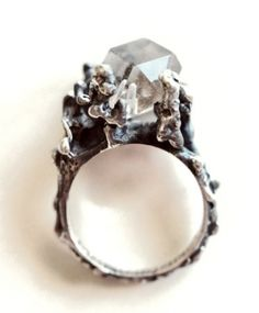 MANIA MANIA Eternal Ring Silver 1Edit