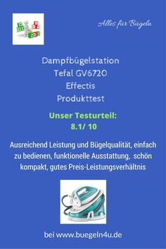 dampfb gelstation philips gc7036 27 perfectcare viva produkttest leicht kompakt sehr einfach. Black Bedroom Furniture Sets. Home Design Ideas