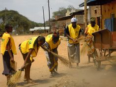 images of lds service workers | ... Nairobi Mission: All Africa Mormon Helping Hands Day - August 21st