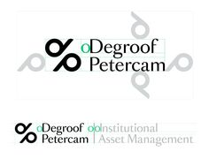 Reviewed: New Name, Logo, and Identity for Degroof Petercam by Base