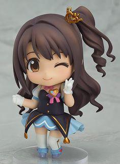 iDOLM@STER Cinderella Girls - Shimamura Uzuki - My First Star Co-de Vers. - Nendoroid Co-de - Good Smile Company | Anime Manga Comic PVC Figur Statue | CHibi SD Idolmaster