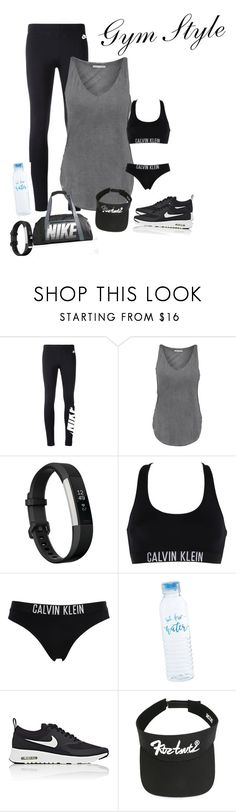 """Women's Style"" by amidjanswife45 ❤ liked on Polyvore featuring NIKE, Tart, Fitbit, Calvin Klein and KTZ"