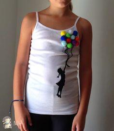 Ideas Para Decorar Camisetas Con Tela Aplicada