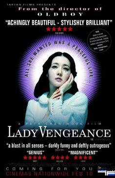 Sympathy for Lady Vengeance , starring Charlize Theron. N/A #Drama