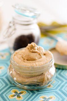 All Natural Homemade Raw Cashew Nut Butter