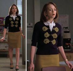 Live Creating Yourself.: Style Icon: Glee's Emma Pillsbury