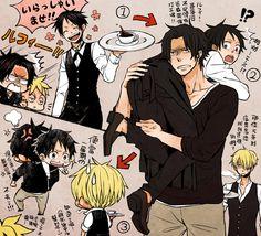 One Piece by Misuki