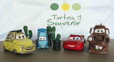 Cars, adorno en porcelana fria Lorena Hammer