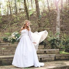 """183 Likes, 5 Comments - Madalyn Vines Jordan (@madalynlea) on Instagram: """"Taking a moment to brag on @heidielnora and her team! They took everything I wanted in a dress,…"""""""