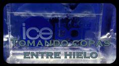 Tomando copas entre hielo ICEBAR (Madrid) #icebar #copas #bar #pub #turism #madrid