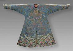 dragon robe , C18th