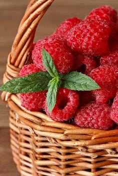 love raspberries...