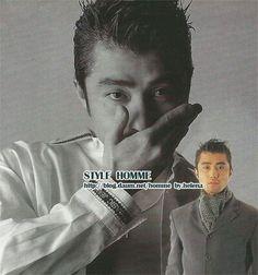 1996.2~3 雑誌カナ(ELLE TOP MODEL)