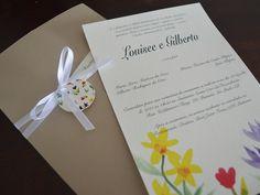 Convite de Casamento Aquarela #convite #wedding #casamento #convitedecasamento #invitation #weddinginvitation