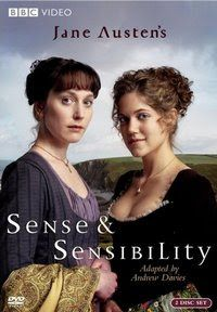 2008 -- Hattie Morahan and Charity Wakefield as Elinor and Marianne Dashwood