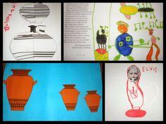 παιχνιδοκαμώματα στου νηπ/γειου τα δρώμενα: μουσείο ........τραγούδι και μαθηματικά !!! Ancient History, Mythology, Museum, School, Blog, Fictional Characters, Blogging, Fantasy Characters, Museums