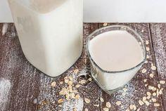 Einfache und günstige selbstgemachte Hafermilch