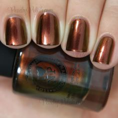 I Love Nail Polish Abundance | Fall 2014 Collection | Peachy Polish