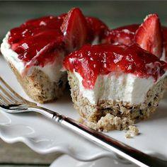 Strawberry Super Pie