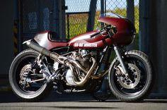 Yamaha XS650 An-Bu Monster