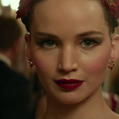 Jennifer Lawrence goes full-on femme fatale in the new Red Sparrow trailer