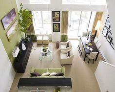 Living Room | ... Living Room Fresh Design Ideas listed in: simple living room idea