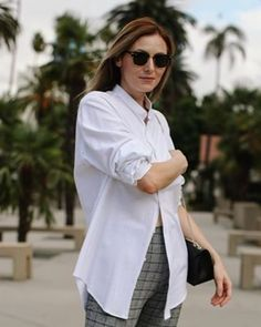 Oversized Button Down Shirt Oversized Button Down Shirt, Lemon Cake Mixes, Victoria Dress, Kris Jenner, Cute Casual Outfits, Red Carpet Dresses, Office Fashion, Casual Looks, Shirt Style