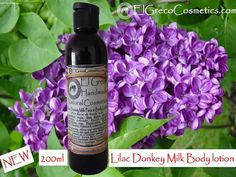 Lilac Donkey milk Face & Body Lotion Our Lilac Donkey milk Face and body lotions - are handcrafted with fresh milk from the donkey's of our farm. Natural Oils, Natural Skin Care, Diluting Essential Oils, Avocado Benefits, Natural Makeup Remover, Normal Body, Dark Under Eye, Antioxidant Vitamins, Milk Soap