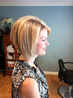 19.Inverted Bob Cut