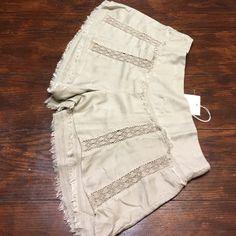 Vanilla Star shorts Size M New beautifuly done shorts, Vanilla Star Shorts Skorts