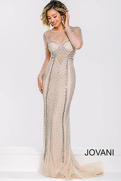 When in doubt, wear #Jovani 39844 to sparkle!
