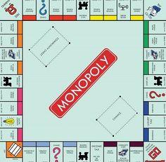 Η ιστορία της MONOPOLY…
