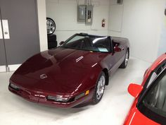 1993 Ruby Red 40 th ANNIVERSARY