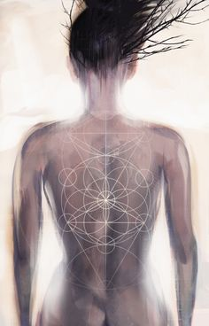 Getting to know... Tree of Life, sacred geometry. Art by Melissa Martinez | lunasolaris