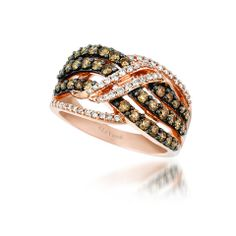 Chocolate Diamond Fashion Rings Le Vian Chocolate ctw